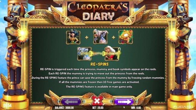 Cleopatra Diary