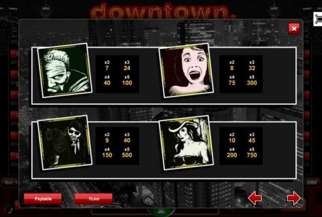 Downtown screenshot