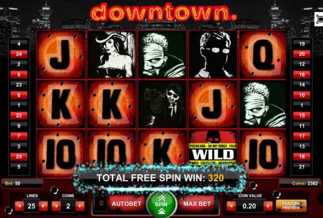 Free Slots 247 image of Downtown