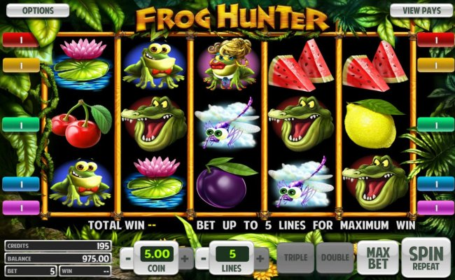 Free Slots 247 image of Frog Hunter