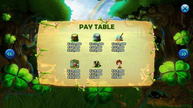 Free Slots 247 image of Leprechauns