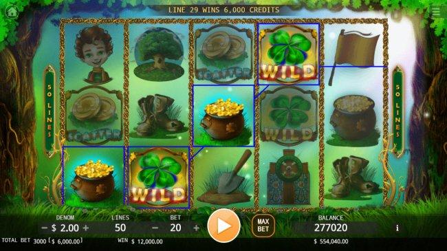 Leprechauns screenshot