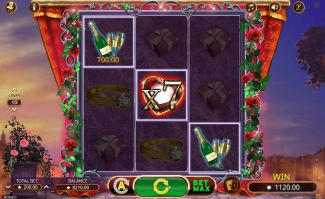 Free Slots 247 image of Romeo