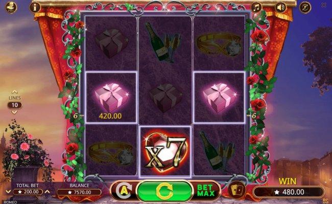 Romeo by Free Slots 247