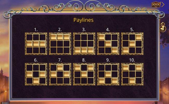 Free Slots 247 - Paylines 1-10