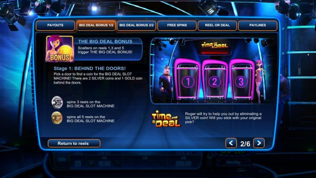 Time for a Deal by Casino Bonus Lister