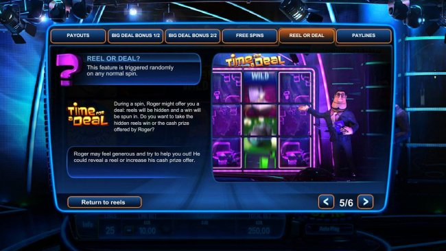 Time for a Deal screenshot