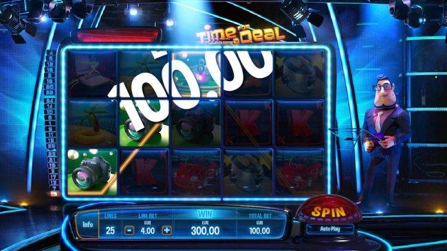 Multiple winning paylines triggers a big win! - Casino Bonus Lister