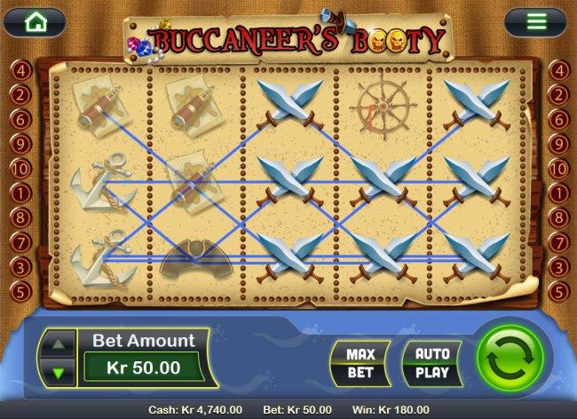 Images of Buccaneer's Bounty