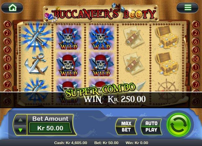 Free Slots 247 image of Buccaneer's Bounty