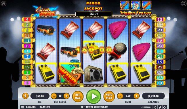 Free Slots 247 image of Glam Rock