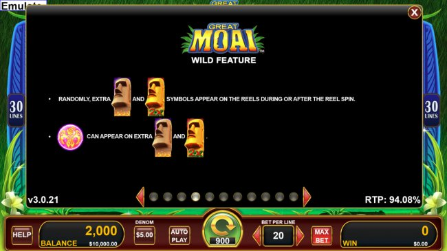 Images of Great Moai