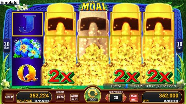 Great Moai by Free Slots 247