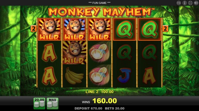Images of Monkey Mayhem