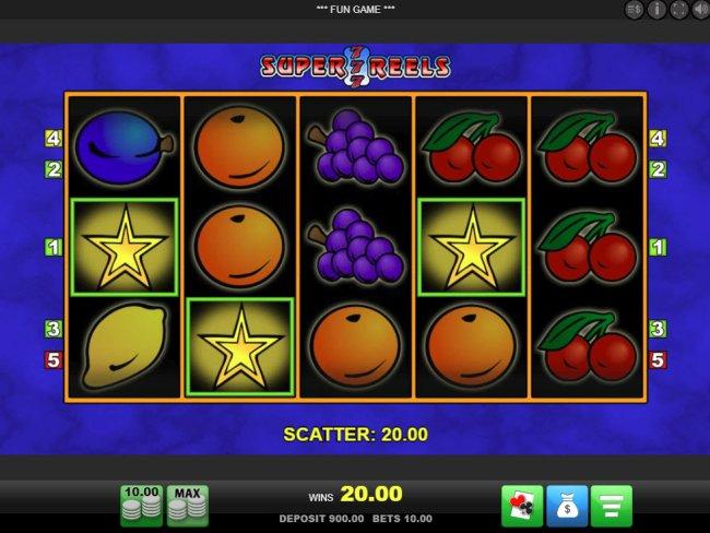 Super 7 Reels by Free Slots 247