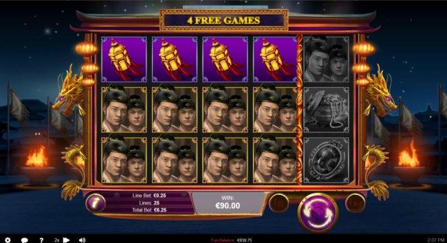 Free Slots 247 image of Wu Zetian