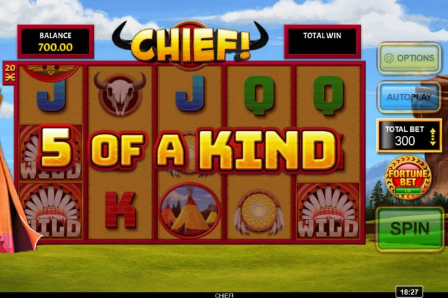Chief! by Free Slots 247