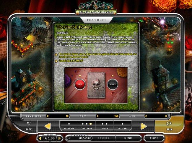 Free Slots 247 image of Dia De Los Muertos