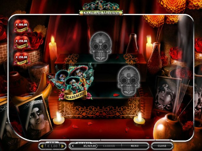 Dia De Los Muertos screenshot