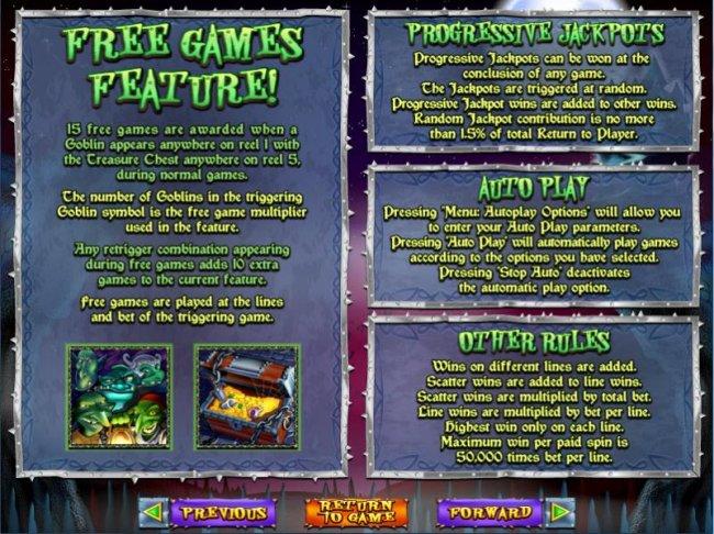 Free Slots 247 - paytable 2