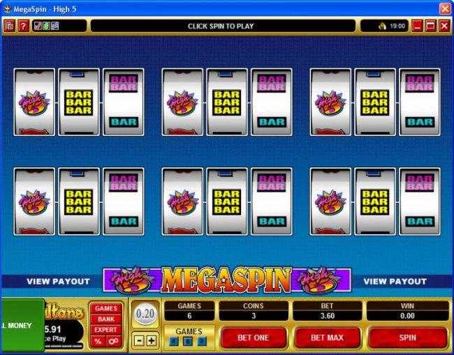 Free Slots 247 image of MegaSpin - High 5
