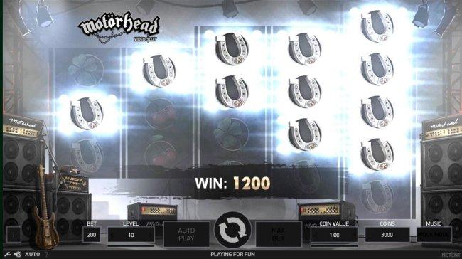 Free Slots 247 image of Motorhead