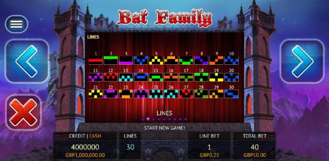 Free Slots 247 image of Bat Family