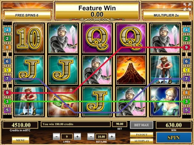 Free Slots 247 image of Middle Earth