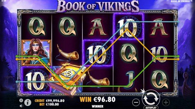Book of Vikings by Free Slots 247