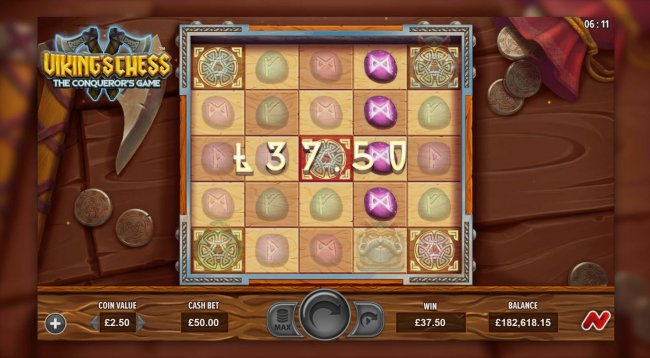 Viking's Chess The Conqueror's Game by Free Slots 247
