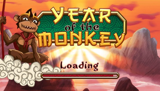 Free Slots 247 image of Year of the Monkey