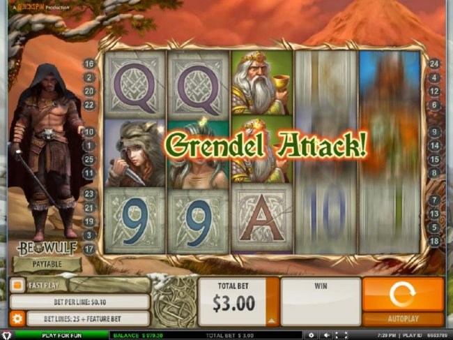 Beowulf by Free Slots 247