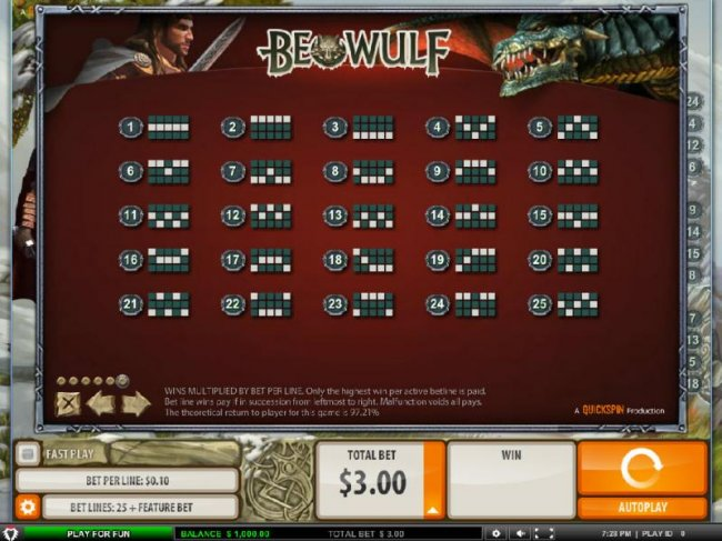 Images of Beowulf