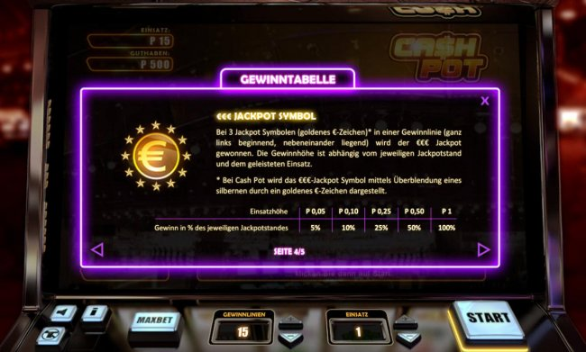 Cash Pot screenshot