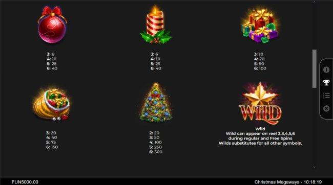 Christmas Megaways by Free Slots 247