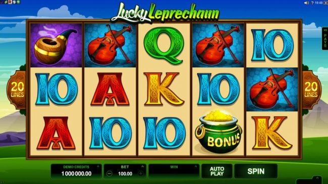 Free Slots 247 image of Lucky Leprechaun