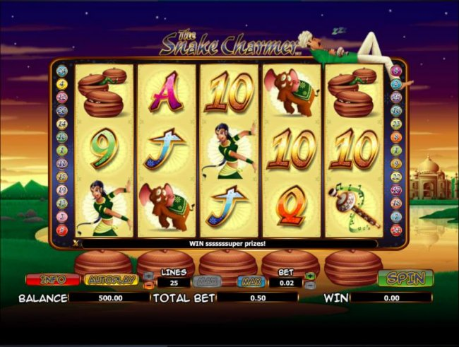 The Snake Charmer by Free Slots 247