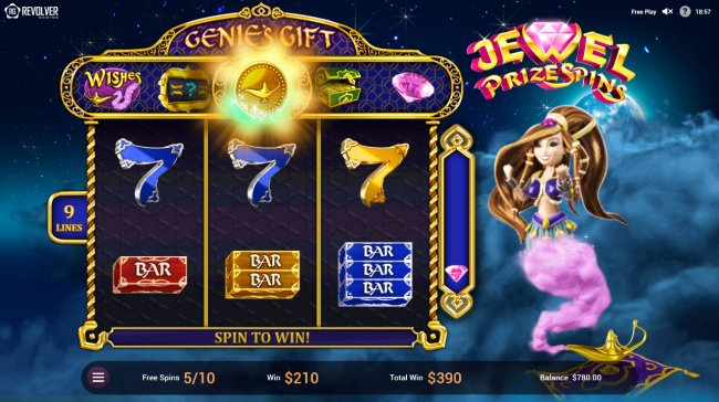Wishes by Free Slots 247