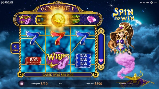 Free Slots 247 image of Wishes