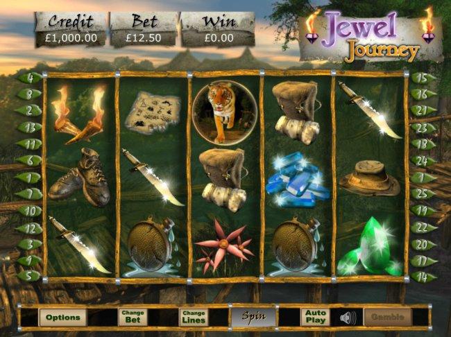 Jewel Journey screenshot