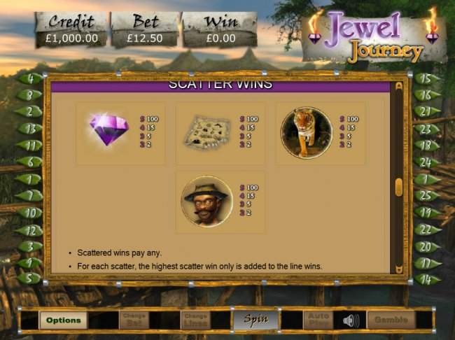 Free Slots 247 image of Jewel Journey