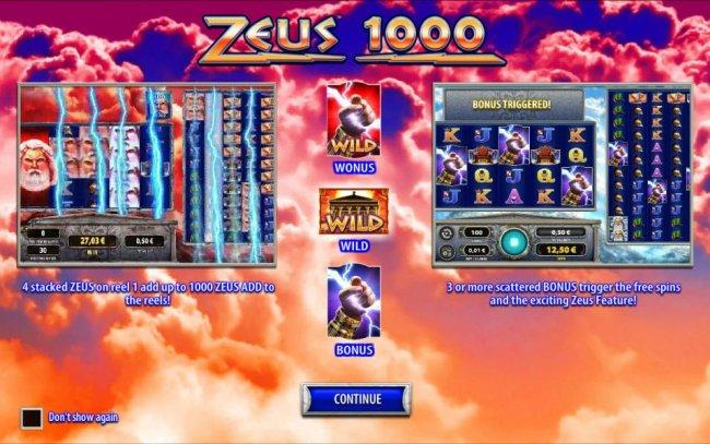 Images of Zeus 1000