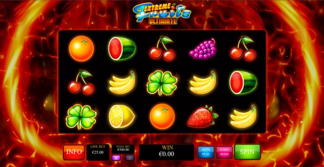 Extreme Fruits Ultimate by Free Slots 247