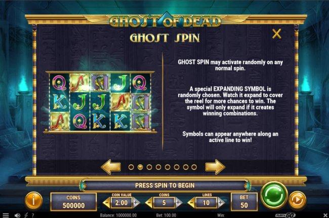 Ghost of Dead screenshot