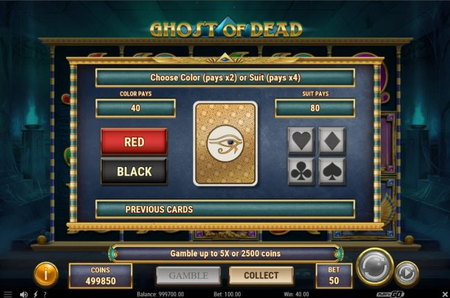 Free Slots 247 image of Ghost of Dead
