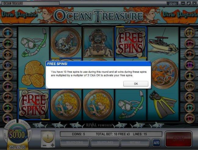 Images of Ocean Treasure