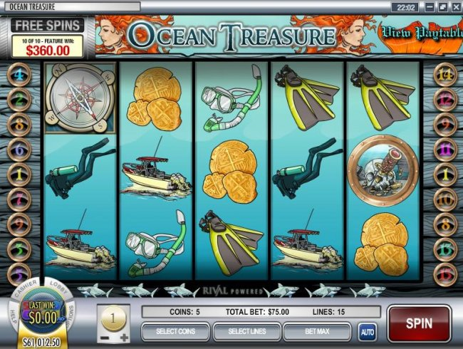 Images of Ocean Treasure