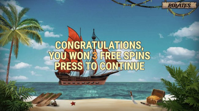 3 Free Spins Awarded - Free Slots 247
