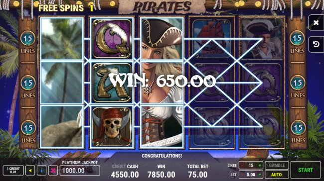 Pirates by Free Slots 247