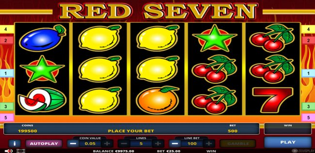 Casino Bonus Lister - Main Game Board